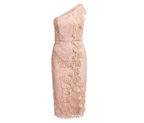 One-Shoulder-Kleid MENA mit Spitzenbesatz