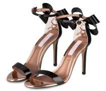 Sandaletten SANDALO - schwarz