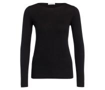 Pullover mit Cashmere- und Seidenanteil