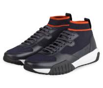 Hightop-Sneaker STORM - DUNKELBLAU