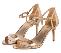 Sandaletten SIMONE - ANTIQUE GOLD