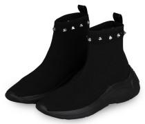 Hightop-Sneaker SINDLY - SCHWARZ
