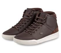 Hightop-Sneaker EXPLORATEUR - BRAUN