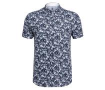 Halbarm-Jerseyhemd Extra Slim Fit