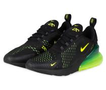 Sneaker AIR MAX 270 - SCHWARZ/ NEONGELB