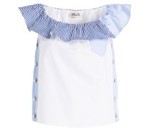 Off-Shoulder-Bluse MARNINA