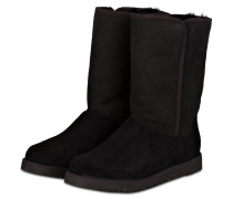 Fell-Boots MICHELLE - BLACK