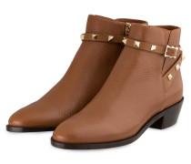Boots ROCKSTUD - BRAUN