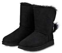 Boots CLASSIC CHARM - SCHWARZ