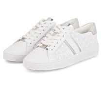 Sneaker IRVING - WEISS/ SILBER