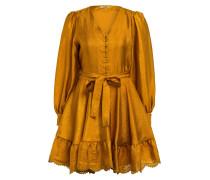 Kleid FARROW mit Stickereien