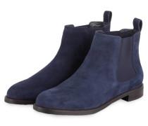 Chelsea-Boots HAANA - ROT