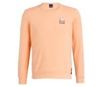 Sweatshirt - apricot