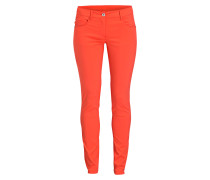 Funktionshose - orange