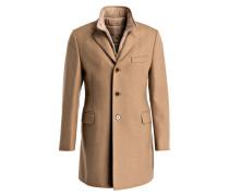 Mantel BENJAMIN mit separat tragbarer Weste