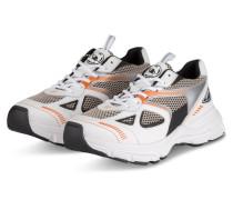 Sneaker MARATHON RUNNER - WEISS/ BEIGE
