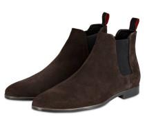 Chelsea-Boots  PARISS - dunkelbraun