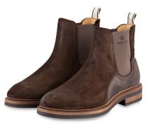 Chelsea-Boots MARTIN - DUNKELBRAUN
