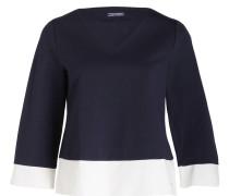 Pullover AMY - dunkelblau/ weiss