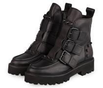 Boots BOBBY - SCHWARZ