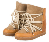 Fell-Boots NOWLES - CAMEL