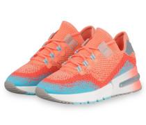 Plateau-Sneaker - NEONORANGE