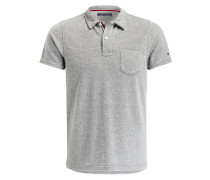Poloshirt Slim Fit aus Frottee