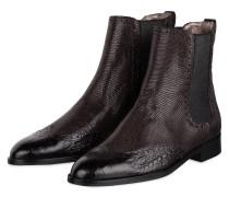 Chelsea-Boots - DUNKELGRAU/ SCHWARZ