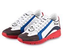 Sneaker 551 - WEISS/ ROT/ BLAU