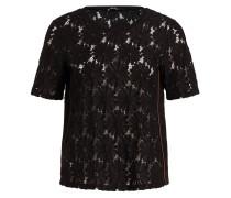 T-Shirt aus Spitze