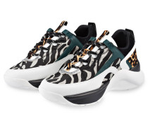 Sneaker LUNAR - SCHWARZ/ WEISS