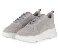 Plateau-Sneaker - GRAU