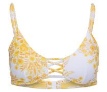 Bustier-Bikini-Top SUNFLOWER