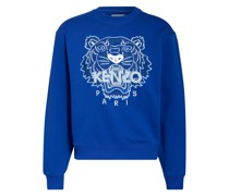 Sweatshirt TIGER CLASSIC mit Stickereien