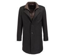Mantel RIVA mit herausnehmbarer Blende