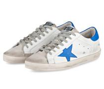 Sneaker SUPERSTAR - WEISS/ HELLGRAU/ BLAU