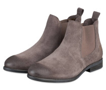 Chelsea-Boots MATHILDE - GRAU