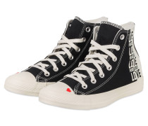 Hightop-Sneaker LOVE FEARLESSLY CHUCK TAYLOR ALL