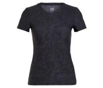 T-Shirt SUEDE LOOK