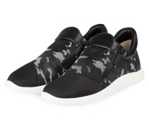 Sneaker RUNNER - SCHWARZ/ WEISS