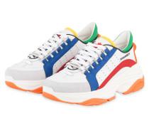 Plateau-Sneaker BUMPY 551