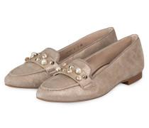 Loafer - mocca