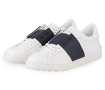 Sneaker OPEN - WEISS/ MARINE