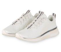 Plateau-Sneaker QUILTED - ECRU