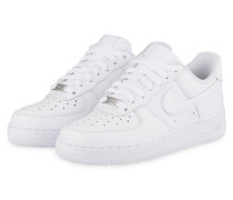 Sneaker AIR FORCE 1 '07 - WEISS