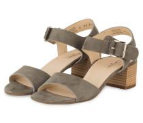 Sandaletten - OLIV