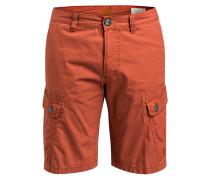 Cargo-Shorts HOUSTON - terrakotta