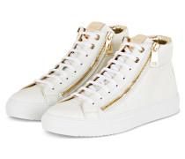 Hightop-Sneaker HOXTON - WEISS