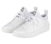 Plateau-Sneaker K-CITY - WEISS