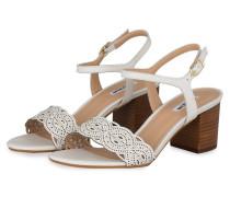 Sandaletten JELLA - WEISS
